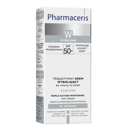 Pharmaceris W Day cream Spf 50+