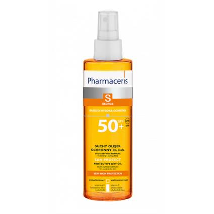 Pharmaceris S DRY Oil SPF 50